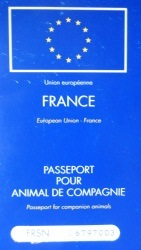 passeport animal-de-compagnie
